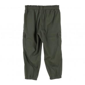 UNIQLO Green Army Pocket Jogger Pants