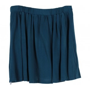 Zara Green Flare Skirt