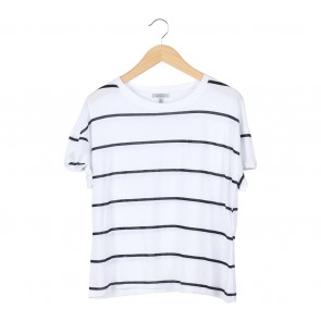 Zara White T-Shirt