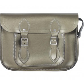 The Cambridge Satchel Company Green Leather Satchel