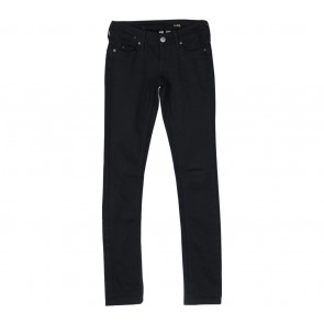 Mango Black Denim Pants
