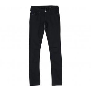 Mango Black Denim Pants
