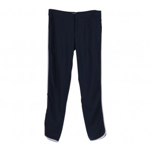 Kivee Blue Trim Pants