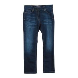 Marks & Spencer Dark Blue Straight Pants