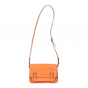 Kate Spade Orange Essex Scout Medium Cambridge Messenger Sling Bag
