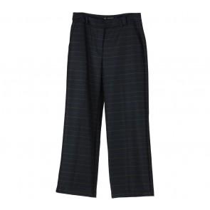 Zara Black Striped Pants