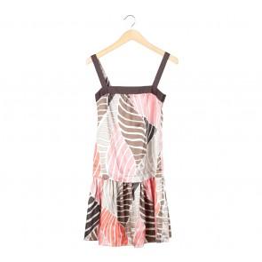 Zara Multi Colour Mini Dress