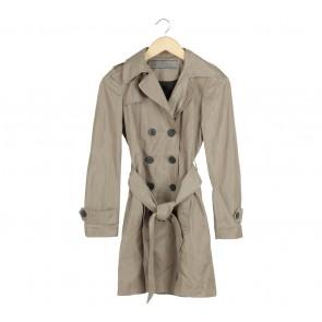 Zara Brown Coat