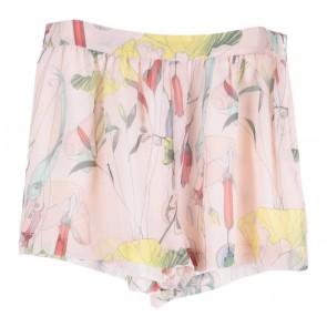H&M Cream Floral Short Pants