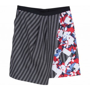 Peter Pilotto Multi Colour Floral Layered Skirt
