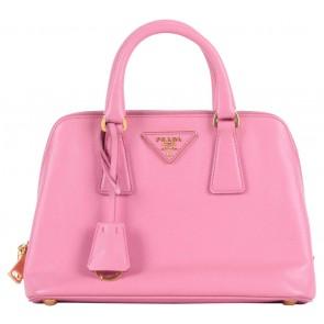 Prada Pink Alma Handbag