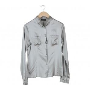 Armani Silver Blouse