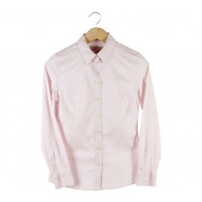 Banana Republic Pink Shirt