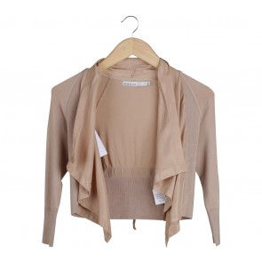 Karen Millen Brown Cardigan