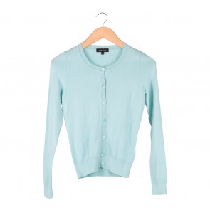 New Look Turquoise Cardigan