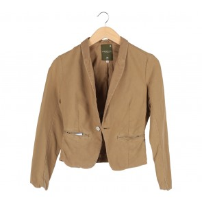 G Star Brown Blazer