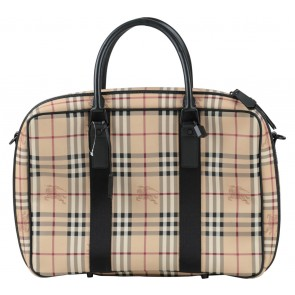 Burberry Multi Colour Weekender Luggage and Travel