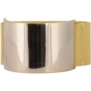 Furla Gold And Yellow Bracelet Jewellery