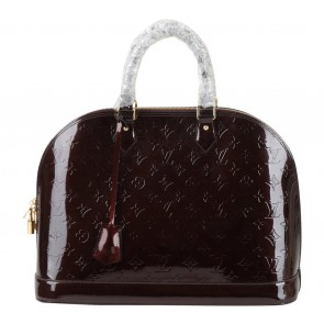 Louis Vuitton Brown Amarante Handbag