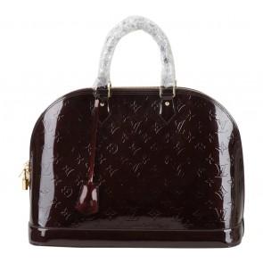 Louis Vuitton Brown Amarante Handbag