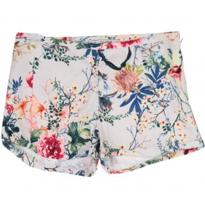 Pull & Bear Multi Colour Floral Short Pants