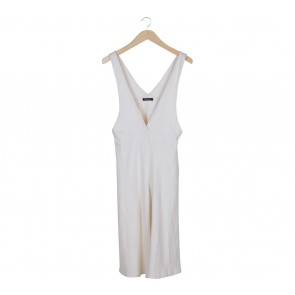 Tensca White Jumpsuit