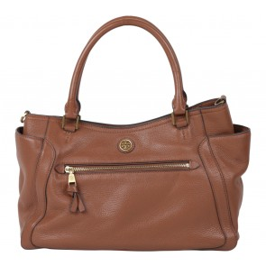 Tory Burch Brown Satchel