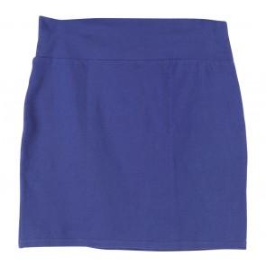Cotton On Blue Midi Skirt