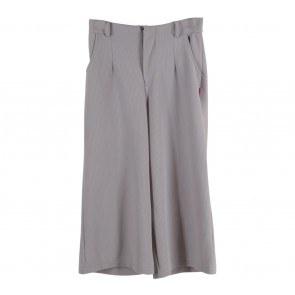 Dauky Grey Textured Pants