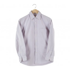 UNIQLO Purple Shirt