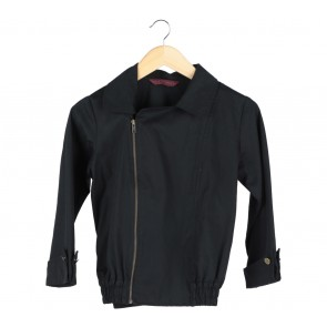 Retail Therapy Black Jaket