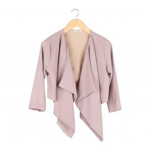 Velvet Nude Outerwear