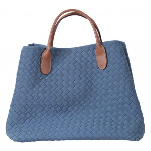 Webe Blue Maribel Handbag