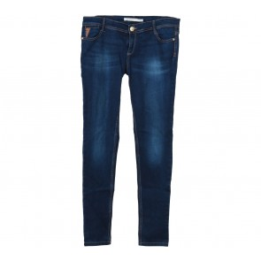 Stradivarius Dark Blue Pants