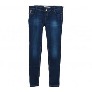 Stradivarius Dark Blue Pants