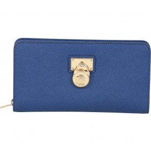 Michael Kors Dark Blue Wallet