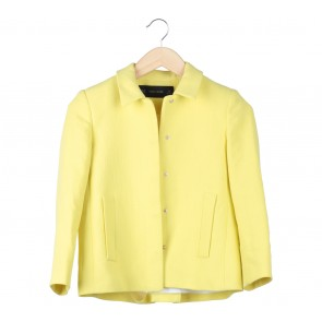 Zara Yellow Blazer