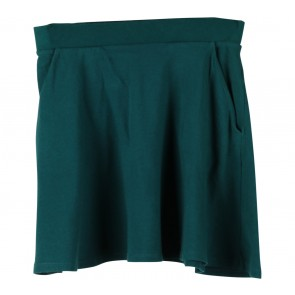 Forever 21 Green Mini Skirt