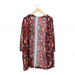 H&M Multi Colour Patterned Outerwear