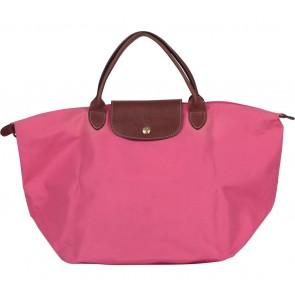 Longchamp Pink Tote Bag