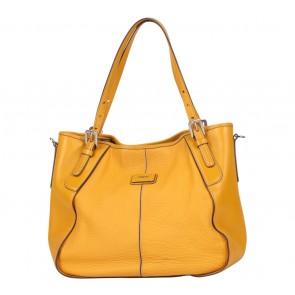 Tod´s Yellow Handbag