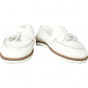 Amble Cream Kara Flats