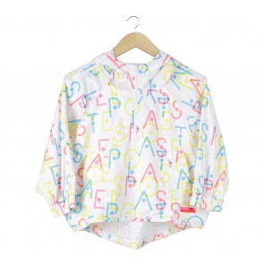 Stella McCartney Multi Colour Cropped Jaket