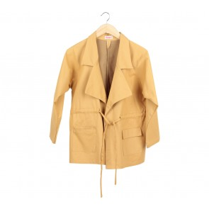Yellow Parka Jaket