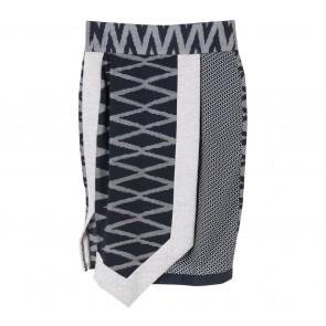 Oline Workrobe Multi Colour Tribal Midi Skirt