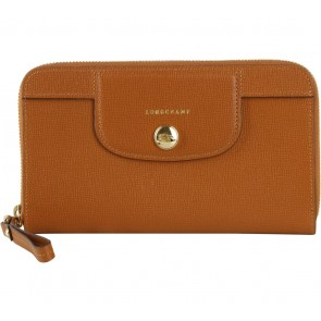Longchamp Brown Wallet