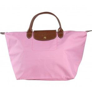 Longchamp Pink Le Pliage Handbag