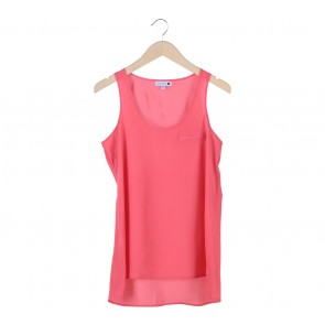 Cotton On Peach Sleeveless