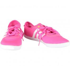 Adidas Pink NEO VS QT Vulc Sea W Women´s Sneakers