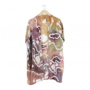 Dian Pelangi Multi Colour Outerwear